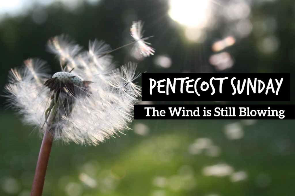 Pentecost Sunday: The Wind is Still Blowing
